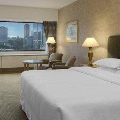 Sheraton Brussels Hotel Брюссель комната для гостей фото 5