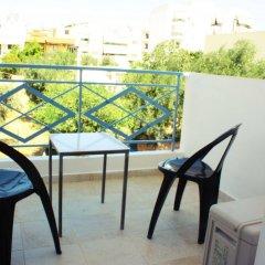 Отель Veggie Garden Athens B&B балкон