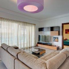Отель Seaview Apartment In Fort Cambridge, Sliema Мальта, Слима - отзывы, цены и фото номеров - забронировать отель Seaview Apartment In Fort Cambridge, Sliema онлайн комната для гостей