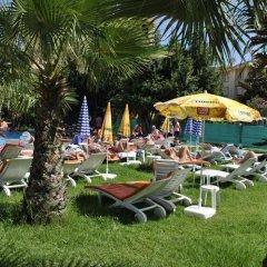 Отель Club Dena пляж