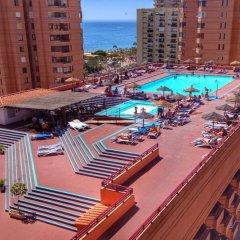 Отель Las Palmeras Фуэнхирола пляж