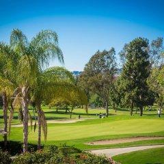 Отель Hilton Garden Inn Los Angeles Montebello Монтебелло спортивное сооружение