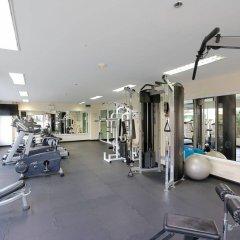 Отель Phuket Villa Patong Condo фитнесс-зал фото 3