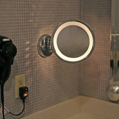 Отель New York New York ванная