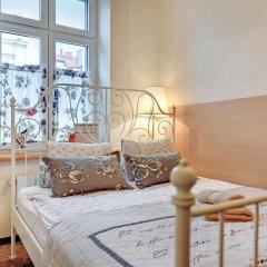 Апартаменты Lion Apartments - Sopockie Klimaty Сопот комната для гостей