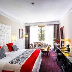Отель Hôtel la Tour Hassan Palace Марокко, Рабат - отзывы, цены и фото номеров - забронировать отель Hôtel la Tour Hassan Palace онлайн комната для гостей фото 4