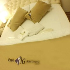 Апартаменты Expo Mg Apartments комната для гостей фото 2