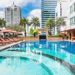 Отель Ascott Sathorn Bangkok Таиланд, Бангкок - отзывы, цены и фото номеров - забронировать отель Ascott Sathorn Bangkok онлайн бассейн фото 3