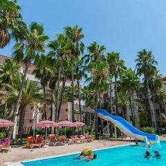 Отель Nergos Garden бассейн фото 3