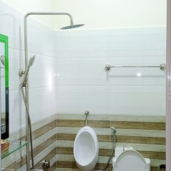 Отель Bong Bi Homestay Далат ванная