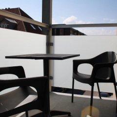 Отель Faber Дания, Орхус - отзывы, цены и фото номеров - забронировать отель Faber онлайн балкон