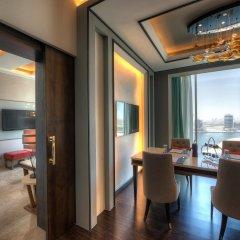Steigenberger Hotel Business Bay, Dubai комната для гостей фото 19