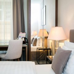 Отель Ambra Hotel Венгрия, Будапешт - 4 отзыва об отеле, цены и фото номеров - забронировать отель Ambra Hotel онлайн комната для гостей фото 5