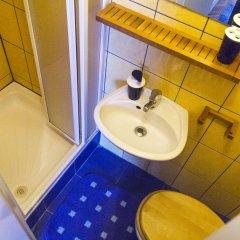 7x24 Central Hostel Будапешт ванная