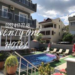 Twenty One Hotel Турция, Мармарис - 1 отзыв об отеле, цены и фото номеров - забронировать отель Twenty One Hotel онлайн