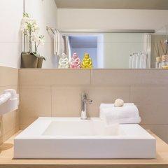Отель Room 5 Apartments Австрия, Зальцбург - отзывы, цены и фото номеров - забронировать отель Room 5 Apartments онлайн ванная фото 2