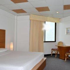 Отель Flipper Lodge Паттайя комната для гостей