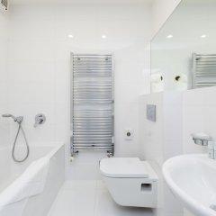 Отель EMPIRENT Rose Apartments Чехия, Прага - отзывы, цены и фото номеров - забронировать отель EMPIRENT Rose Apartments онлайн ванная