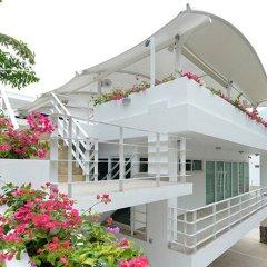 Отель Shanaya Residence Ocean View Kata Пхукет вид на фасад