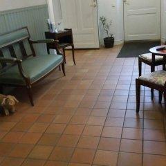 Отель Lilla Hotellet Швеция, Лунд - отзывы, цены и фото номеров - забронировать отель Lilla Hotellet онлайн интерьер отеля фото 2