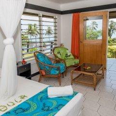 Отель Crusoe's Retreat Фиджи, Вити-Леву - отзывы, цены и фото номеров - забронировать отель Crusoe's Retreat онлайн фото 6
