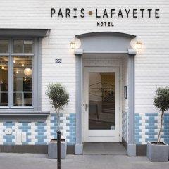 Comfort Hotel Paris La Fayette развлечения