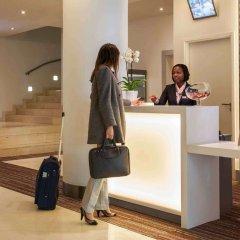 Mercure Lisboa Hotel интерьер отеля