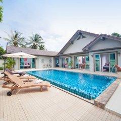 Отель Villa Naiyang бассейн фото 3