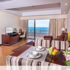 Отель D Varee Jomtien Beach Таиланд, Паттайя - 5 отзывов об отеле, цены и фото номеров - забронировать отель D Varee Jomtien Beach онлайн комната для гостей фото 2
