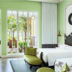 Отель JW Marriott Phu Quoc Emerald Bay Resort & Spa спа