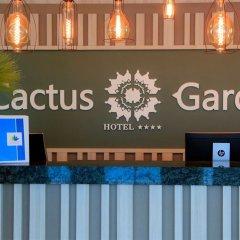 Отель Lemon & Soul Cactus Garden (ex. Labranda Cactus Garden) Пахара интерьер отеля фото 2