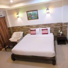 Отель Chaba Garden Resort комната для гостей фото 2