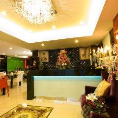 Отель Richly Villa Бангкок интерьер отеля фото 2