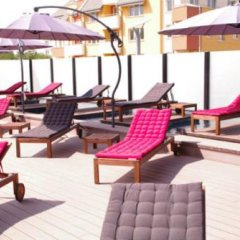 Отель Emirates Apart Residence София пляж