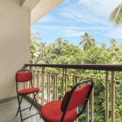 Апартаменты GuestHouser 2 BHK Apartment b45c Гоа балкон