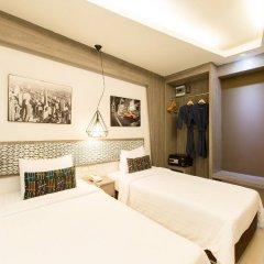 Golden Dragon Suvarnabhumi Hotel комната для гостей фото 4