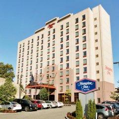 Отель Hampton Inn New York - LaGuardia Airport США, Нью-Йорк - отзывы, цены и фото номеров - забронировать отель Hampton Inn New York - LaGuardia Airport онлайн парковка