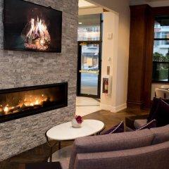 Отель Victoria Marriott Inner Harbour Канада, Виктория - отзывы, цены и фото номеров - забронировать отель Victoria Marriott Inner Harbour онлайн интерьер отеля фото 3