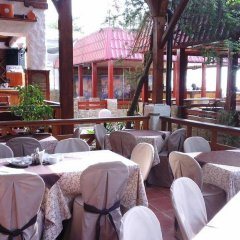 Мини-отель Santa-Fe питание