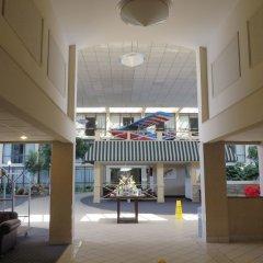 Отель Days Inn Columbus Airport США, Колумбус - отзывы, цены и фото номеров - забронировать отель Days Inn Columbus Airport онлайн фитнесс-зал фото 3