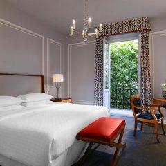 Отель Sheraton Diana Majestic, Milan 4* Представительский номер с разными типами кроватей