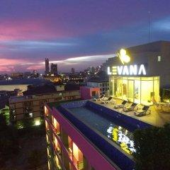 Levana Pattaya Hotel Паттайя бассейн