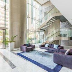 Отель Piks Key - Dubai Marina Heights интерьер отеля