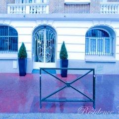 Отель Residence Courcelle спортивное сооружение