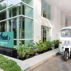 Отель Centre Point Sukhumvit Thong-Lo городской автобус