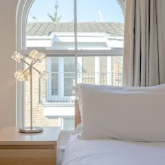 Отель 2 Bedroom House in Maida Vale With Balcony комната для гостей фото 3