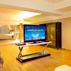 Отель Yuzhou Camelon Hotel Китай, Сямынь - отзывы, цены и фото номеров - забронировать отель Yuzhou Camelon Hotel онлайн удобства в номере фото 2