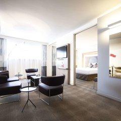 Отель Novotel Mechelen Centrum Бельгия, Мехелен - отзывы, цены и фото номеров - забронировать отель Novotel Mechelen Centrum онлайн комната для гостей фото 3
