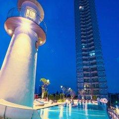 Отель Supalai Mare Pattaya Condo Sea View by Dome Паттайя бассейн