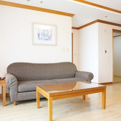 Отель Welli Hilli Park Южная Корея, Пхёнчан - отзывы, цены и фото номеров - забронировать отель Welli Hilli Park онлайн комната для гостей фото 5